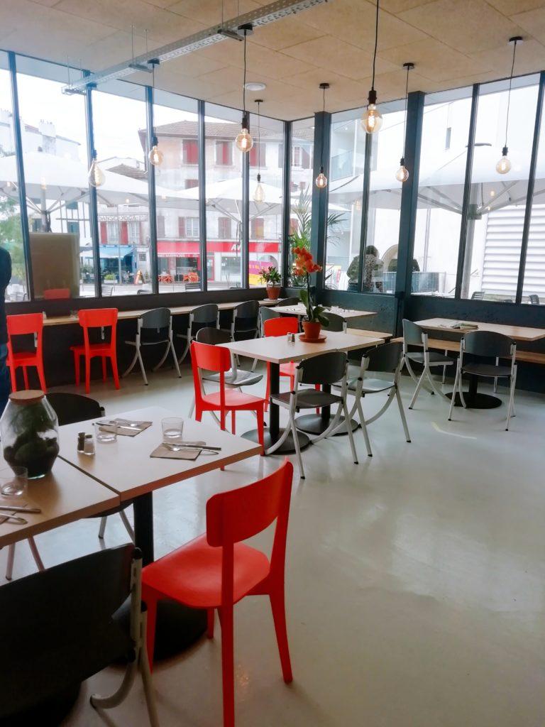 Café gare de Bayonne