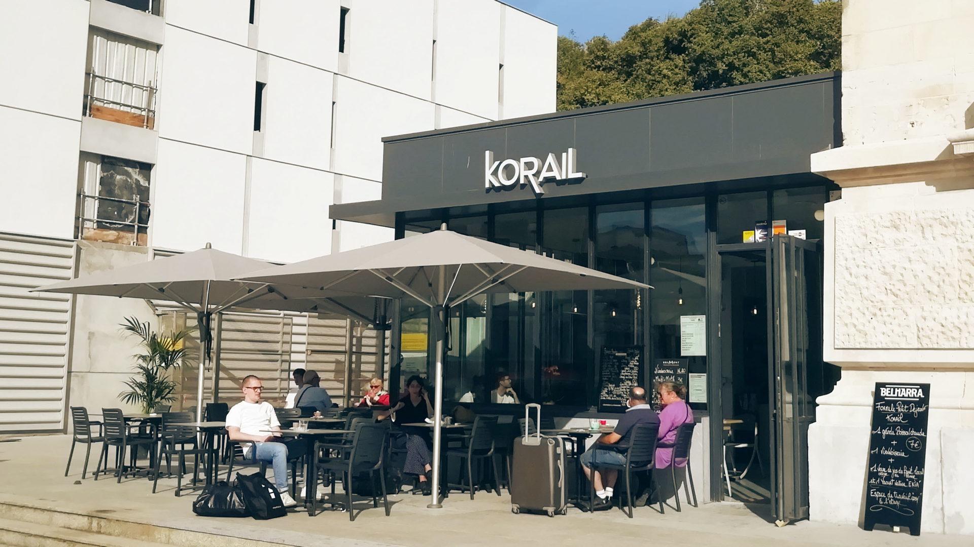 KORAIL Café-Resto Coworking